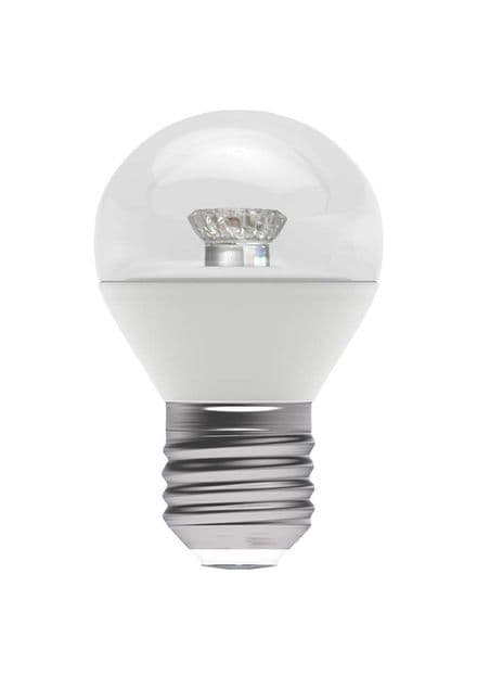 BELL 05710 4W LED Round Clear ES 2700K